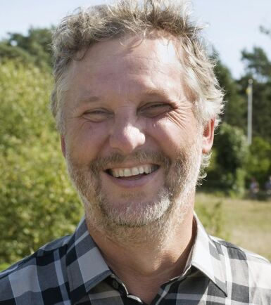 Peter Eriksson, språkrör miljöpartiet