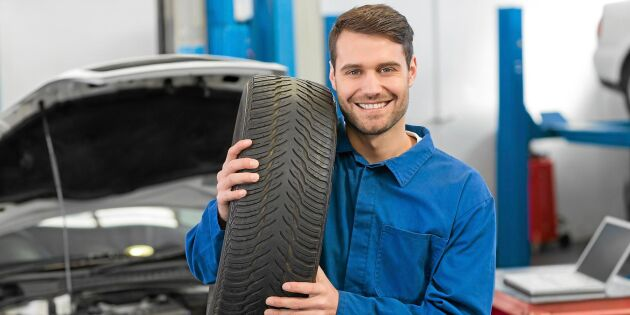 Motorexperten: Det här ska du alltid göra med däcken inför vinterförvaring