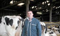 Franska mjölkbönder tar strid mot låga priser