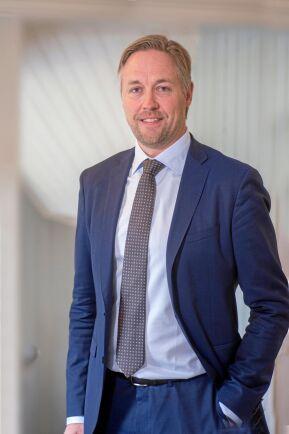 Jonas Mårtensson, Affärsområdeschef Skog, SCA