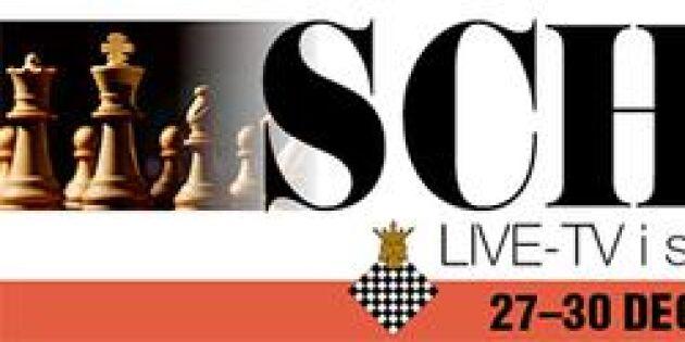 Vilken julfest! Land.se sänder Sveriges största schackturnering live