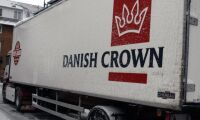 Danish Crown drar ned på nattskiften