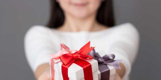 Så undviker du dålig stämning vid julklappsutdelningen – 10 frågor och svar