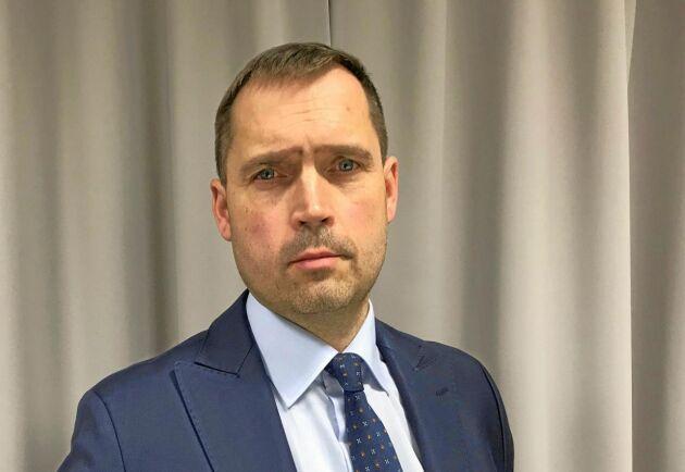 Tero Hemmilä har utsetts till ny VD för HK Scan.