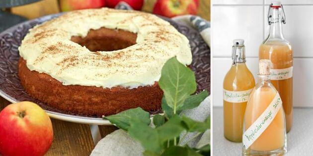 Mjuka kakor och äppelmos – allt gott du kan göra med dina äpplen