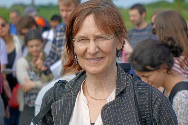 Anita Gunnarsson från Hushållningssällskapet i Kristianstad är projektledare för fallstudien i Sverige, som ingår i EU-projektet DiverImpacts.
