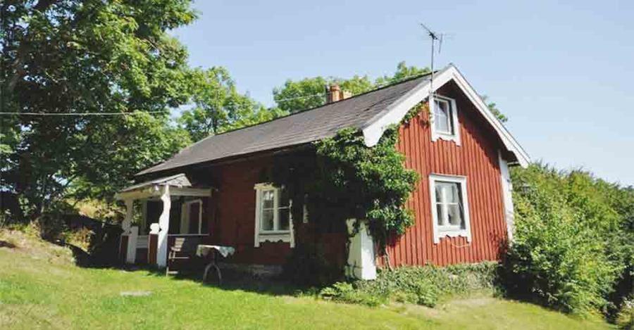En skärgårdsdröm från slutet av 1800-talet på Möja.