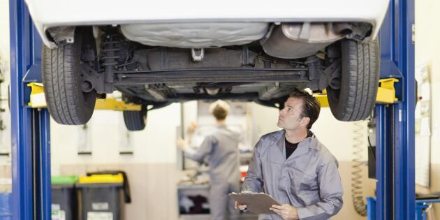 Reglerna för bilbesiktning – och då ska just du besikta