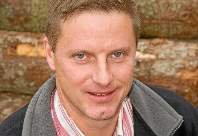 Peter Wigert, VD Karl Hedin.