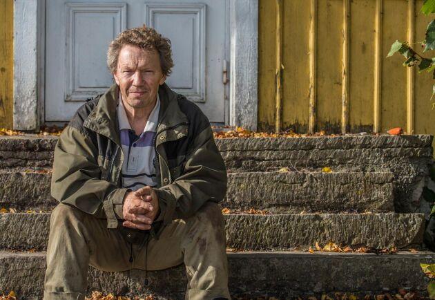 Björn Folkesson, lantbrukare och råvaruexpert, skriver krönikor på landlantbruk.se.