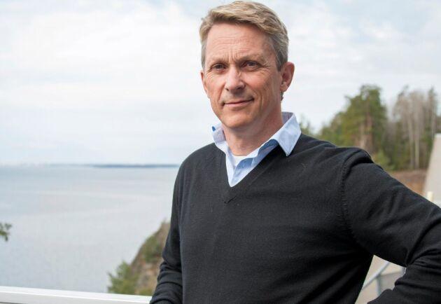 Bengt Olsson, presschef Trafikverket.