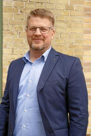 Hams Ramel, ordförande LRF Skåne.