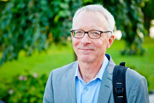 Lars-Erik Lundkvist, näringspolitisk talesperson på LRF.