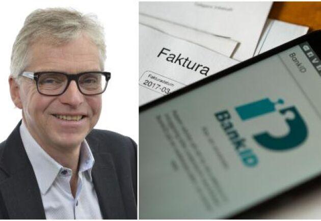 """""""För det lilla företaget, det lilla lantbruket, riskerar även mindre förändringar som är för dåligt genomlysta att få stora konsekvenser"""", skriver Per Åsling (C)."""