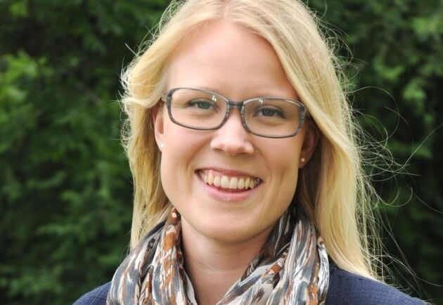 Kristina Yngwe (C).