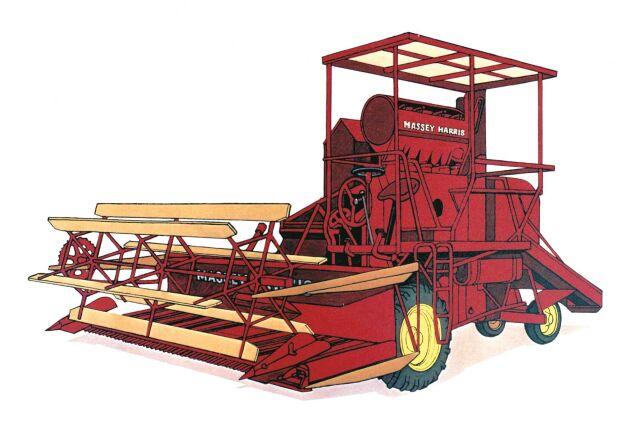 De 500 självkörande maskinerna skördade hela 681 000 ton och sparade in 333 000 arbetstimmar.