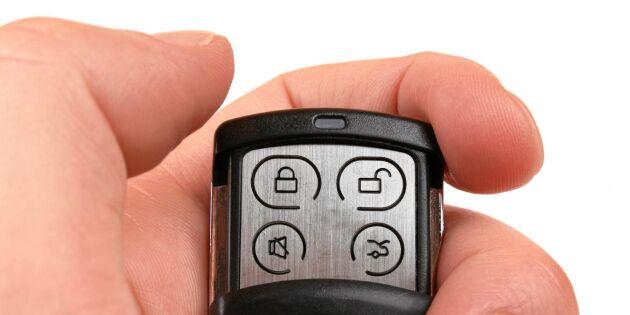 Hur säker är din bilnyckel?