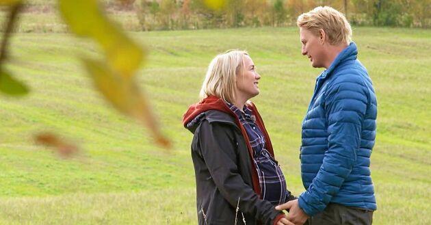 Olle Pallars & Lisa Skoog Dahlman.