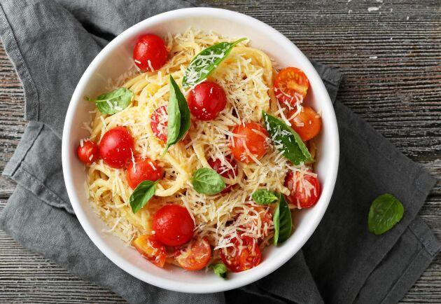 Så lättlagat och så gott – pasta med tomater smaksatta med lakrits är din nästa middagssuccé!