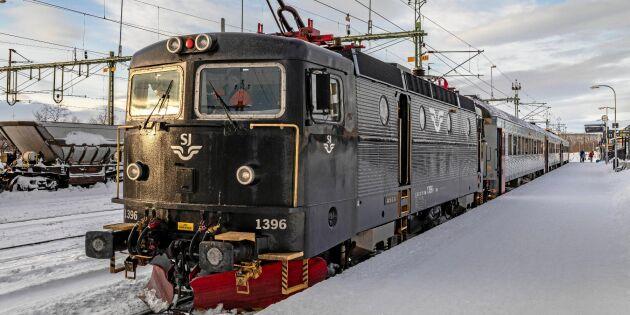 """6 hinder som bromsar tågboomen: """"Finns inte plats att växa"""""""
