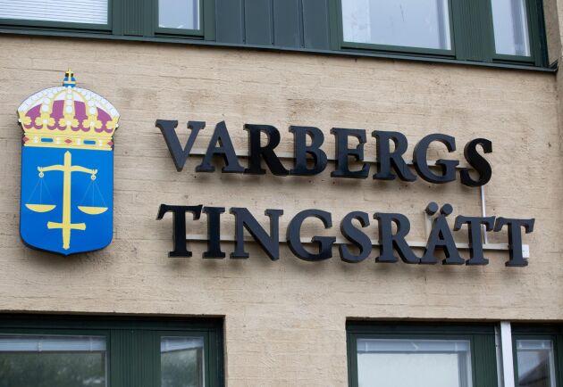 De fyra djurrättsaktivisterna dömdes i Varbergs tingsrätt i Halland.