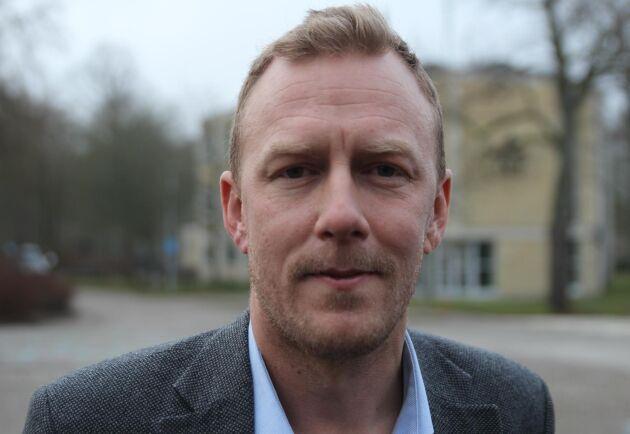 Olof Pålsson, rådgivare på HIR Skåne.