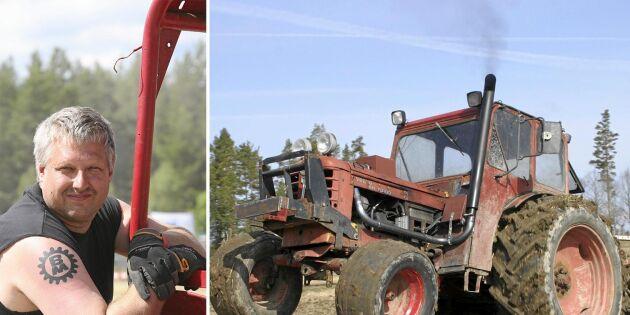 Så skapades en odödlig traktor: Här är historien om BM 350 Boxer