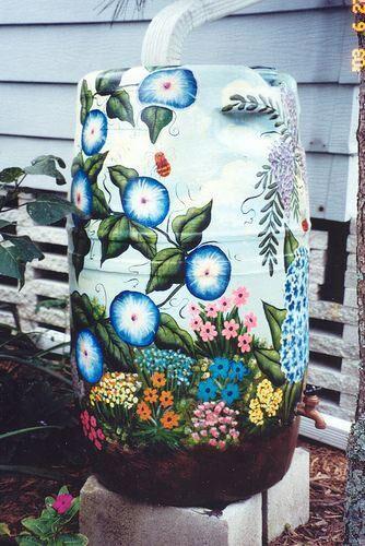 vattentunna-blommor