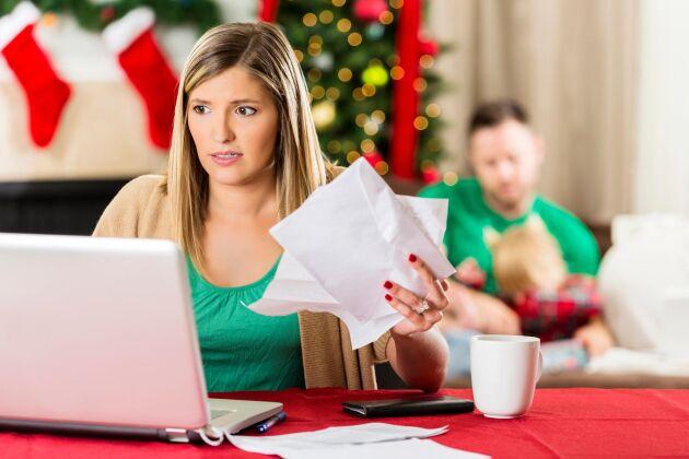 Låt stressen rinna av dig och fira en lugn jul.