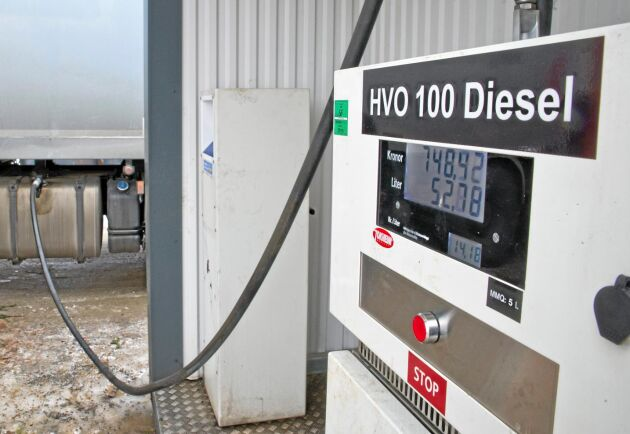Nya klassificeringen av palmoljebaserade PFAD kan innebära slutet för HVO-diesel.