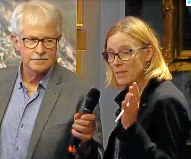 Charlotta Riberdahls svar på Sverker Olofssons fråga om äganderätt för skog slog ned som en bomb och ledde till att hon fick sparken som utredare av skogsvårdslagen.