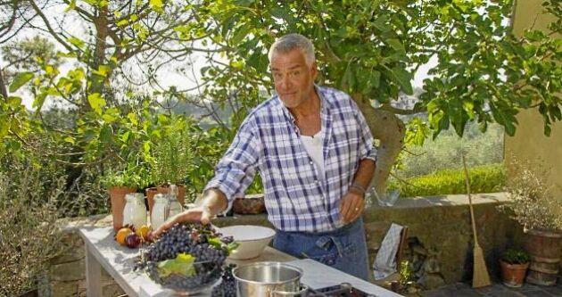 """""""Ernst i Toscana"""" sändes i en säsong 2015 i TV4."""