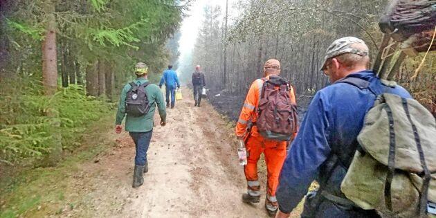 Skogsbrandvärn – en viktig frivilligresurs