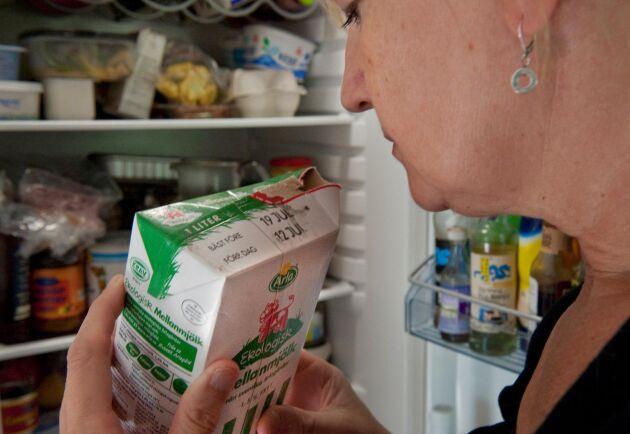 Miljöpartiet vill ändra datummärkningen på livsmedelsvaror.