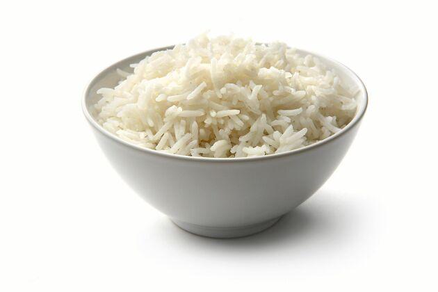 Ris – gott smart och lätt att variera.