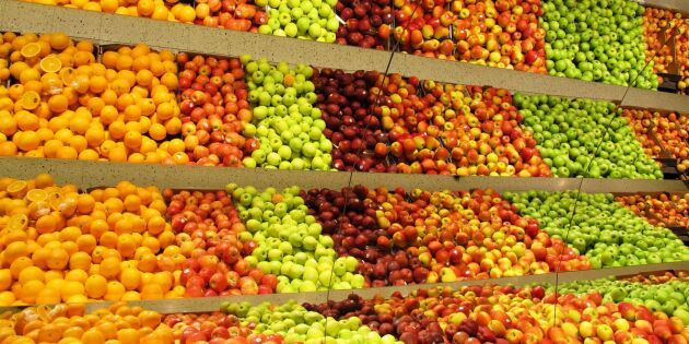 """Matimport bakom svenskt miljöavtryck: """"Behöver öka vår egen produktion av frukt och grönt"""""""