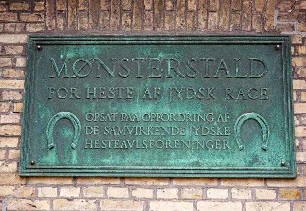 Den jutska hästen är en dansk ras och 1924 bytte Carlsberg ut alla sina hästar till rasen. Då fanns det 220 hästar hos ölföretaget.