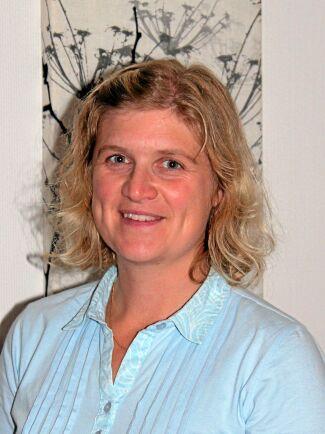 Jenny Stendahl, distrikschef Uppsala/ Västmanlands distrikt.