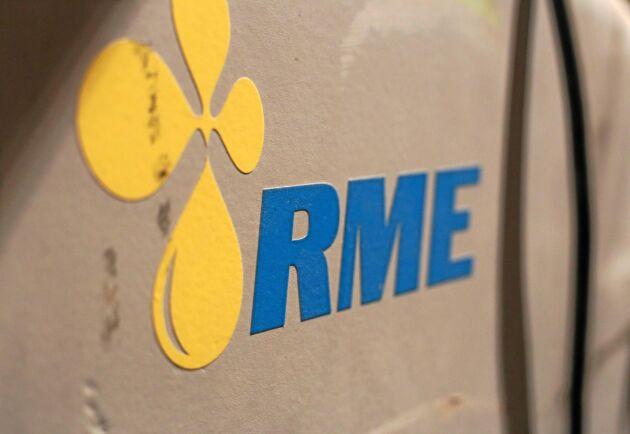 … men för flytande biodrivmedel som RME är den fortsatta skattebefrielsen osäker.