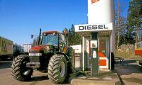 Kristdemokraterna byter linje om dieselskatt