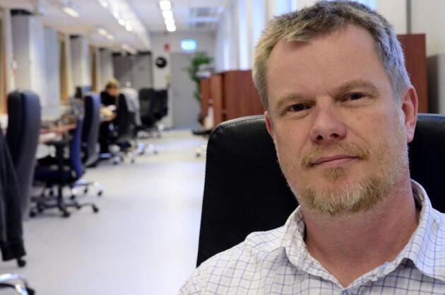 – Sverige har redan 2000 pumpar som är gjorda för tankning av alkohol. Det ger oss en internationellt sett unik infrastruktur, säger Martin Tunér.