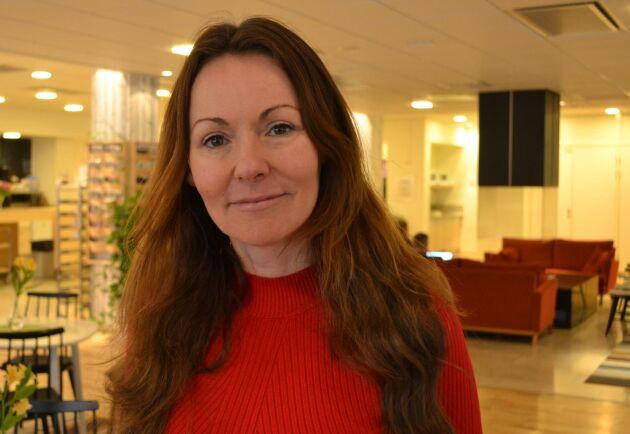 Isabel Moretti, VD Svenskt Kött.