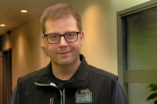 Stefan Kylén tar från och med februari över som VD för Skövde Slakteri. Han har tidigare varit produktionschef sedan 2011.