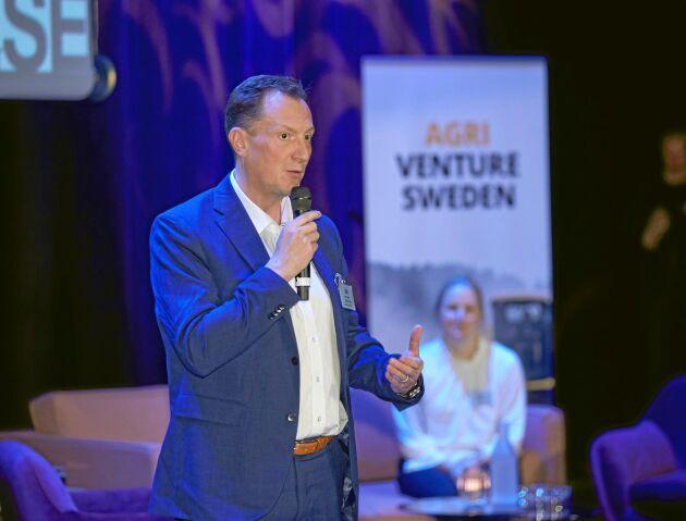 Mikko Lehikoinen representerade finska maskintillverkaren Valtra och han blev intresserad av att få till stånd en motsvarighet till Agri Venture Sweden hemma i Finland.
