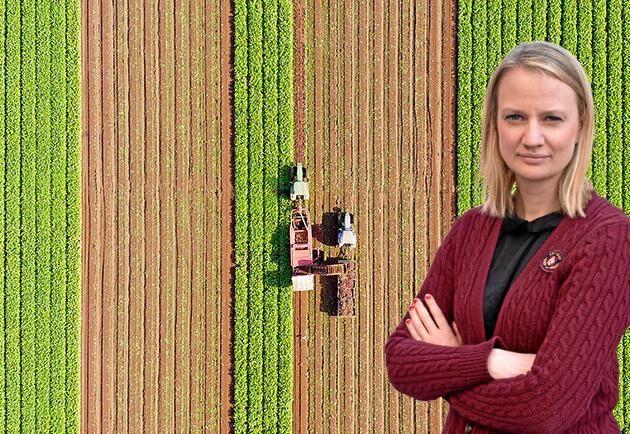 EU måste inse vikten av de gröna näringarna, skriver Land Lantbruks ledarskribent Tove Mellgren.