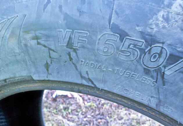 Slageryds Bil & Motor säljer fler flexibla däck för varje år.