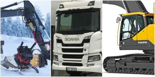Nytt smart snabbfäste och vätgasdrivet i Norge