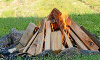 Extra kontroller av bärplockarläger efter eldningsförbudet