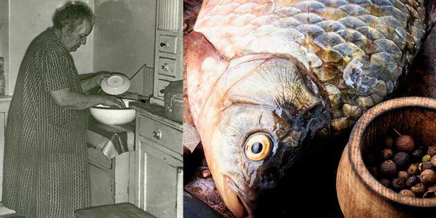 Forskning: Vi måste börja äta fisk som förr i tiden