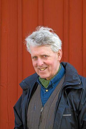 Björn Ydrén har bedrivit jordbruk sedan 1970-talet och beslutade sig för att sluta med växtskyddsmedel i slutet av 1980-talet. Ekologisk odling lämpar sig särskilt bra i södra Östergötlands skogstrakter, berättar han.